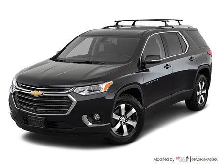 Chevrolet Traverse LT ÉDITION GRANDE EXPÉDITION 2018 - photo 1