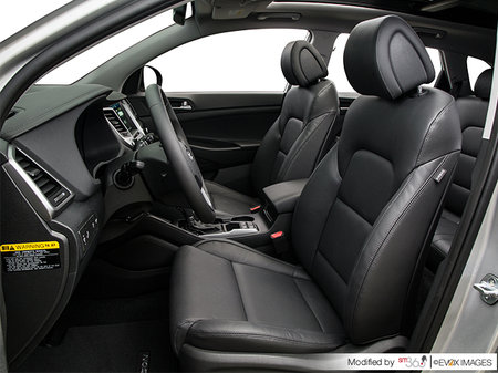 Hyundai Tucson 2.0L LUXURY 2018 - photo 3