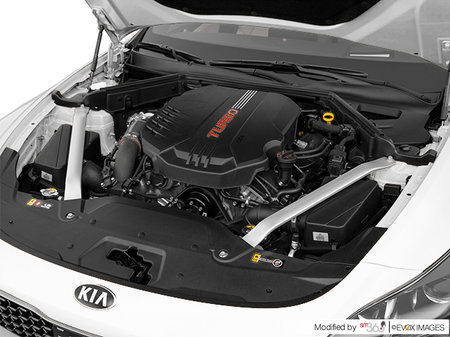 Kia Stinger GT  2018 - photo 3