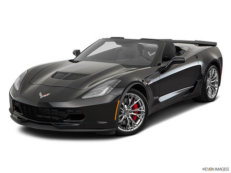 Chevrolet Corvette Convertible Z06 3LZ 2018 - photo 3