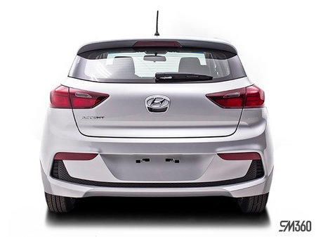Hyundai Accent 5 portes L 2018 - photo 1