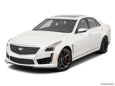 Cadillac CTS-V Sedan BASE CTS-V 2019 - photo 2