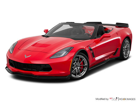 Chevrolet Corvette Cabriolet Grand Sport 1LT 2019 - photo 3