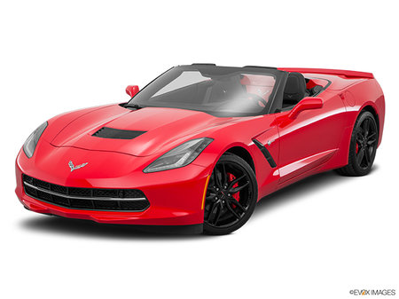 Chevrolet Corvette Convertible Stingray 3LT 2019 - photo 3