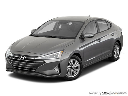 Hyundai Elantra PREFERRED 2019 - photo 2
