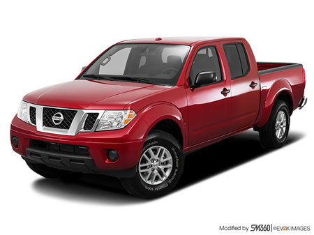Nissan Frontier Crew Cab SV  2019 - photo 2