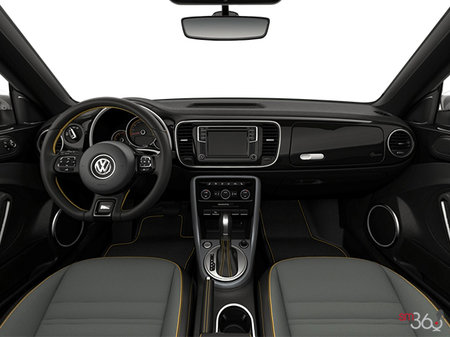 Volkswagen Beetle Convertible Dune 2019 - photo 4