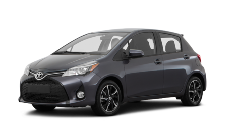 Toyota Yaris Hatchback<br>2016