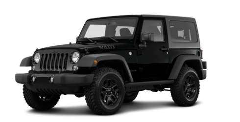 jeep wrangler willys wheeler 2016 vendre pr s de st. Black Bedroom Furniture Sets. Home Design Ideas