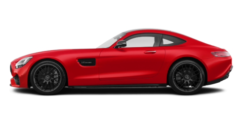 AMG GT S 2018