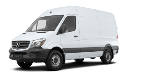 Sprinter FOURGON 2500 4X4  2018