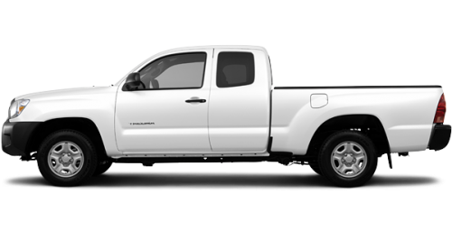 2014 toyota tacoma 4x2 access cab mendes toyota in ottawa ontario. Black Bedroom Furniture Sets. Home Design Ideas