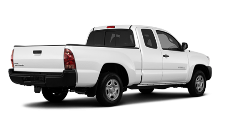 2015 toyota tacoma 4x2 access cab mendes toyota in ottawa ontario. Black Bedroom Furniture Sets. Home Design Ideas