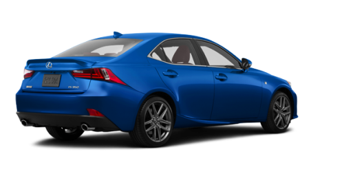 Lexus IS F Sport 2016