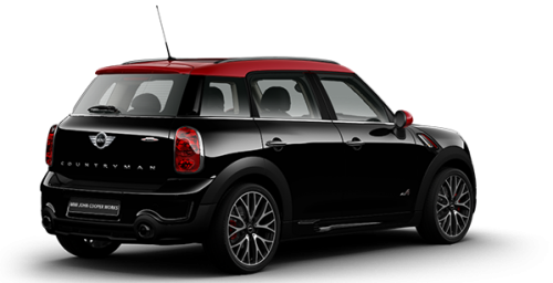 mini countryman john cooper works all4 2016 groupe mierins en ontario. Black Bedroom Furniture Sets. Home Design Ideas
