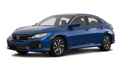 Honda Civic hatchback LX 2017