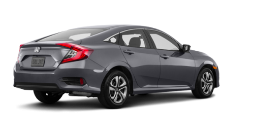 Honda Civic Sedan DX 2017