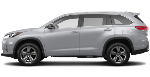 Toyota Highlander LIMITED AWD 2017