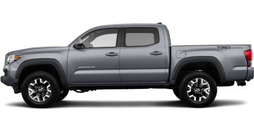 2017 toyota tacoma 4x4 double cab v6 trd off road sb in montreal near laval spinelli. Black Bedroom Furniture Sets. Home Design Ideas