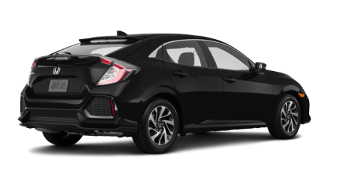 Honda Civic Hatchback LX 2018