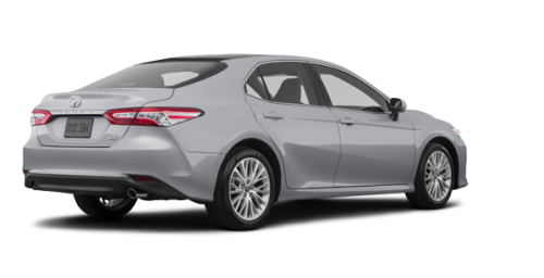2018 Toyota Camry Xse V6 >> 2018 Toyota Camry XLE in Montreal (West Island) | Spinelli ...