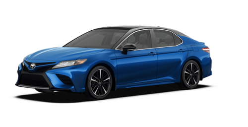 2018 Toyota Camry Xse V6 >> 2018 Toyota Camry XSE V6 in Montreal (West Island ...