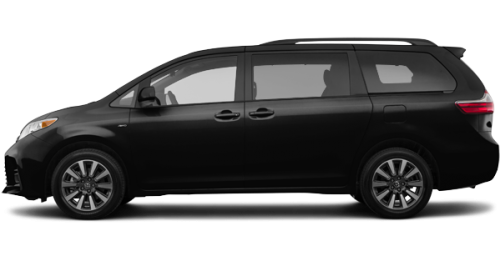 2018 toyota sienna le awd in montreal near laval. Black Bedroom Furniture Sets. Home Design Ideas
