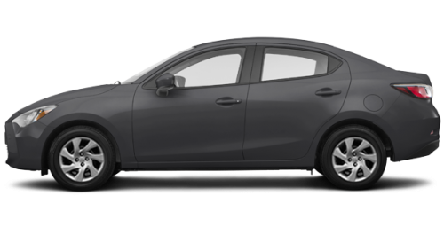 Toyota Yaris Sedan BASE Yaris 2018