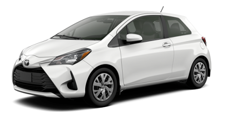 Toyota Yaris Hatchback 3-DOOR CE 2018