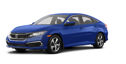 Honda Civic Sedan LX 2019