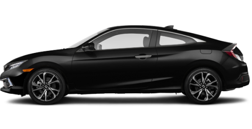Honda Civic Coupé Touring 2019