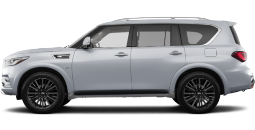 INFINITI QX80 LIMITED à TI 7 places 2019