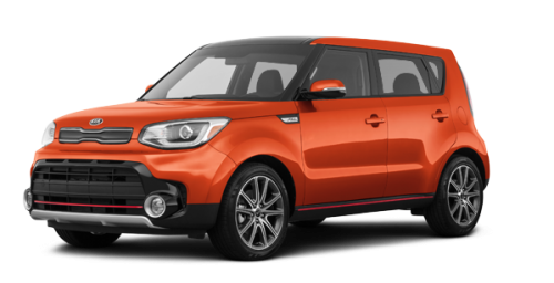 Kia Soul SX TURBO TECH 2019