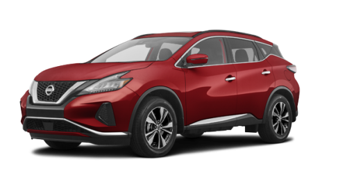 2019 Nissan Murano SV for sale in Montreal | Groupe Spinelli