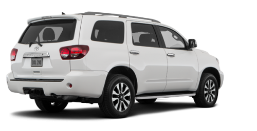 Toyota Sequoia Limited 2020