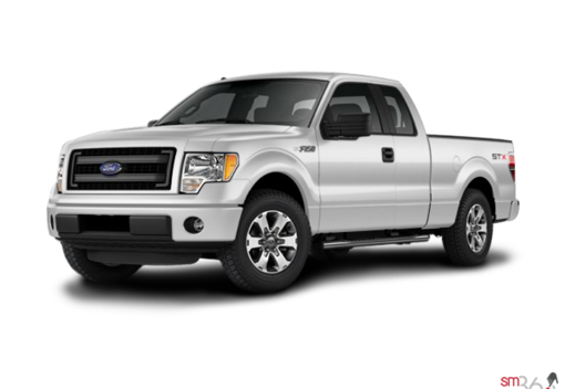 Ford F 150 Stx 2014 Downey Ford In Saint John New Brunswick