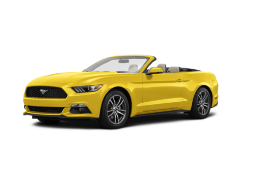 Ford Mustang convertible EcoBoost Premium 2017 - Downey ...