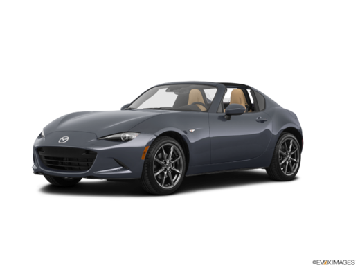 2018 Mazda MX-5 RF GT at Black Leather