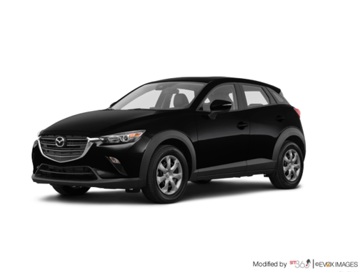 2019 Mazda CX-3 GX AWD at