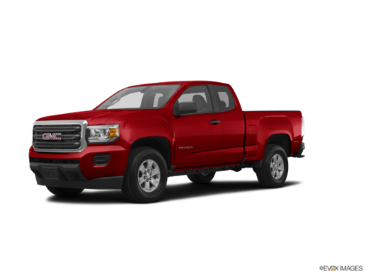 GMC CANYON CREW 4X4  2018