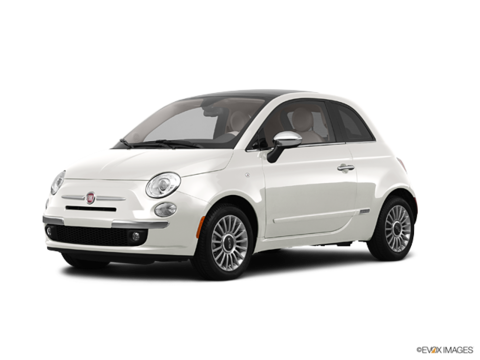 Fiat 500 LOUNGE CUIR CAMERA TOIT 2015