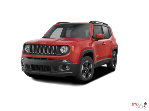 Jeep Renegade NORTH 4x4 CAMERA TOIT DEM DIST A/C 2015