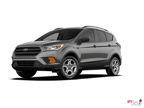 Ford Escape TITANE 2017