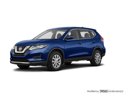 Nissan Rogue AWD S 2019