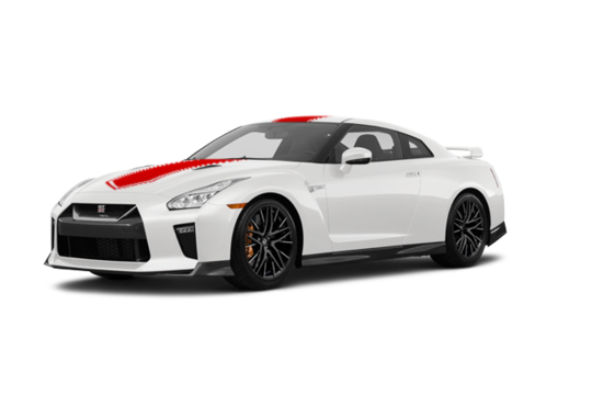 2020 Nissan GT-R GT-R 50TH ANNIVESARY EDITION WHITE