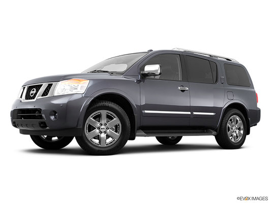 Nissan <span>Armada ÉDITION PLATINE 8 PLACES 2012</span>