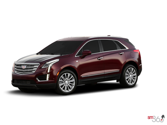 new 2017 cadillac xt5 luxury at brett chevrolet cadillac. Black Bedroom Furniture Sets. Home Design Ideas