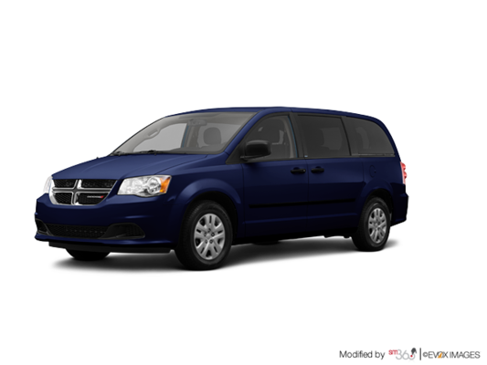 Dodge Grand Caravan ENSEMBLE 2017