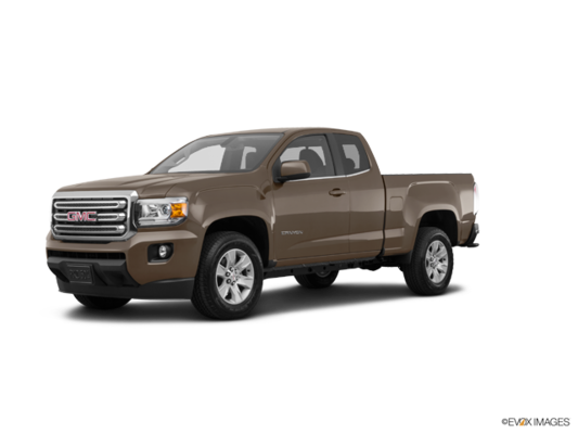 new 2017 gmc canyon sle at brett chevrolet cadillac buick gmc ltd. Black Bedroom Furniture Sets. Home Design Ideas