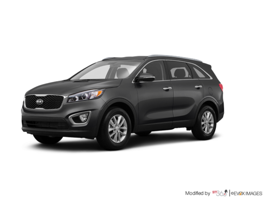 Kia SORENTO LX TURBO GRAPHITE 2018
